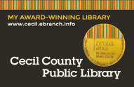 Cecil County public Library: My Award-Winning Library