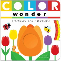 Color wonder: hooray for spring cover