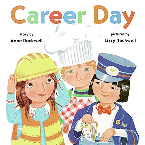 "Book cover for ""Career Day"""