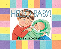 "Book cover for ""Hello Baby"""
