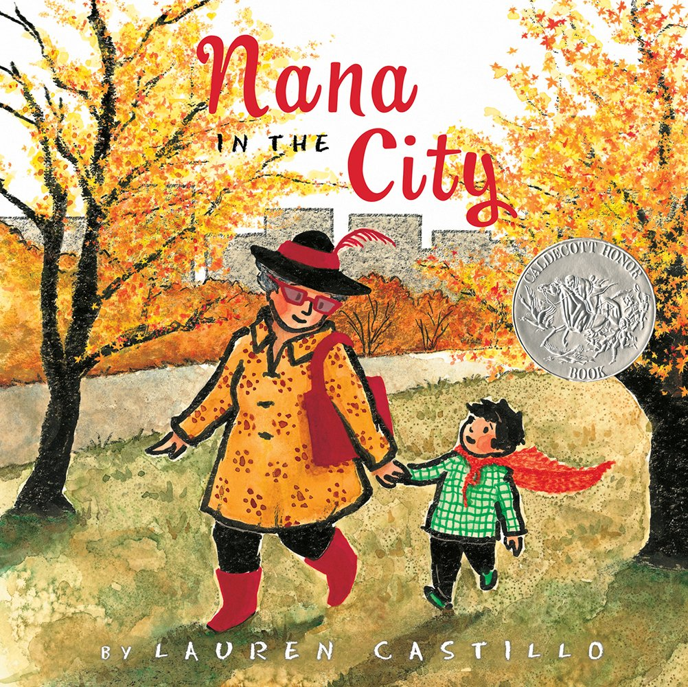 "Book cover for ""Nana in the City"""