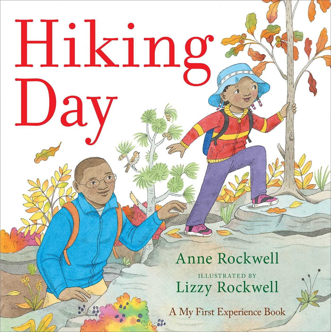 "Book cover for ""Hiking Day"""