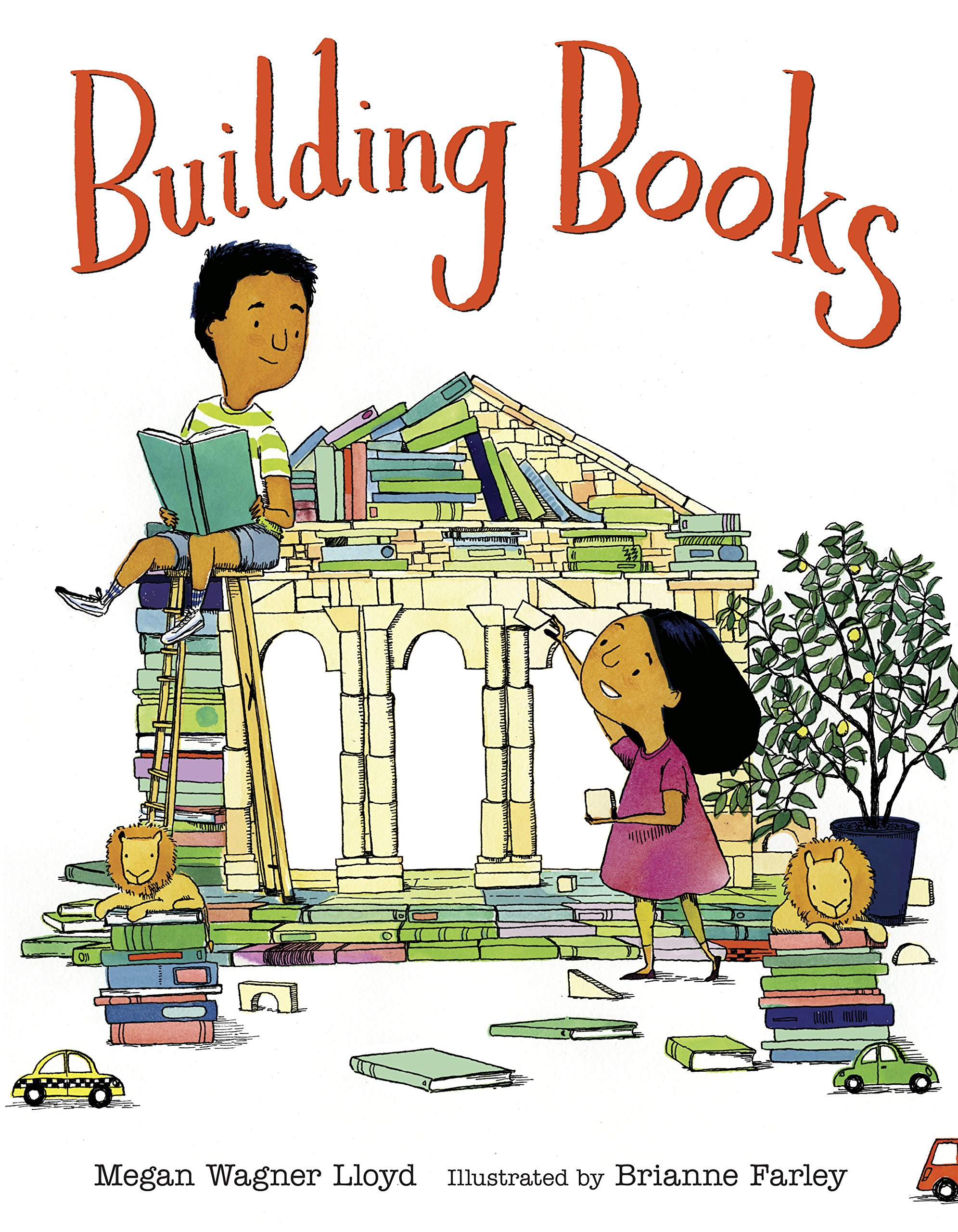 "Book cover for ""Building Books"""