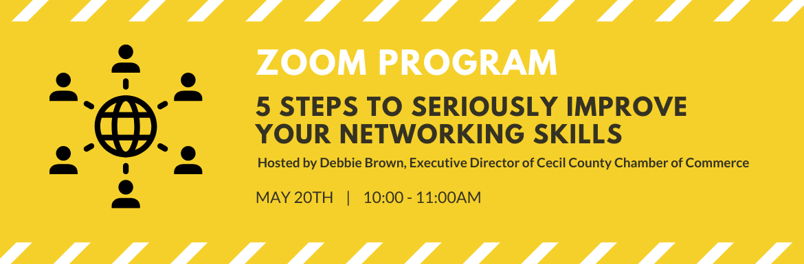 5 Steps to Seriously Improve Your Networking Skills Program