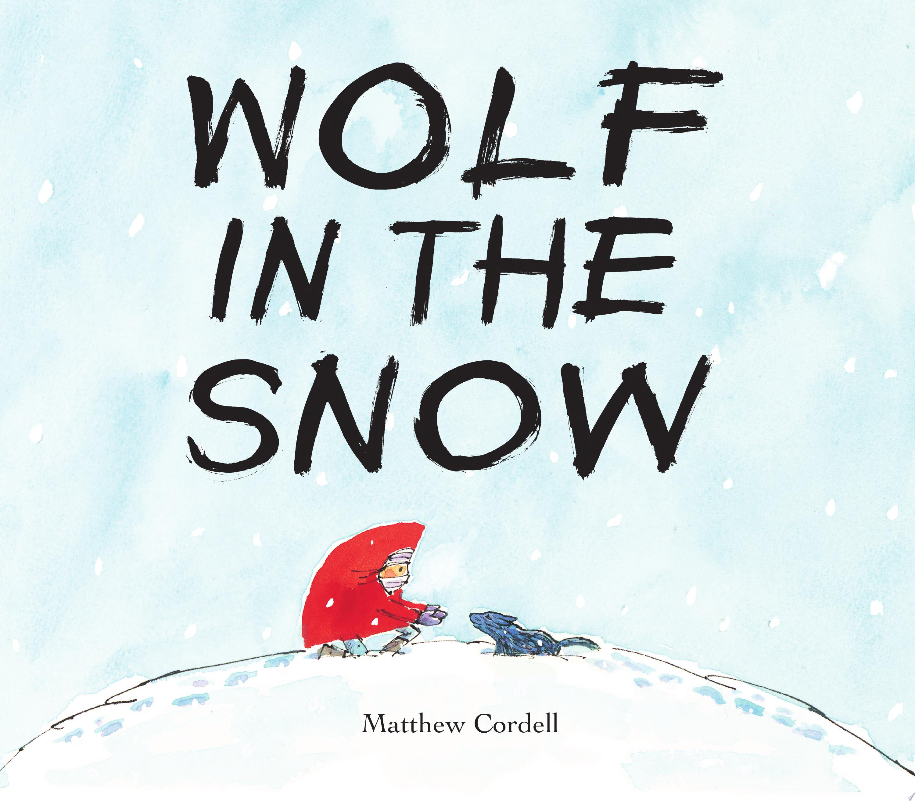 "Image for ""Wolf in the Snow"""