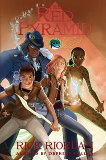 "Image for ""The Kane Chronicles, The, Book One: Red Pyramid: The Graphic Novel"""