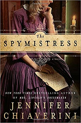 "Image for ""The Spymistress"""