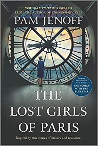 "Image for ""The Lost Girls of Paris"""