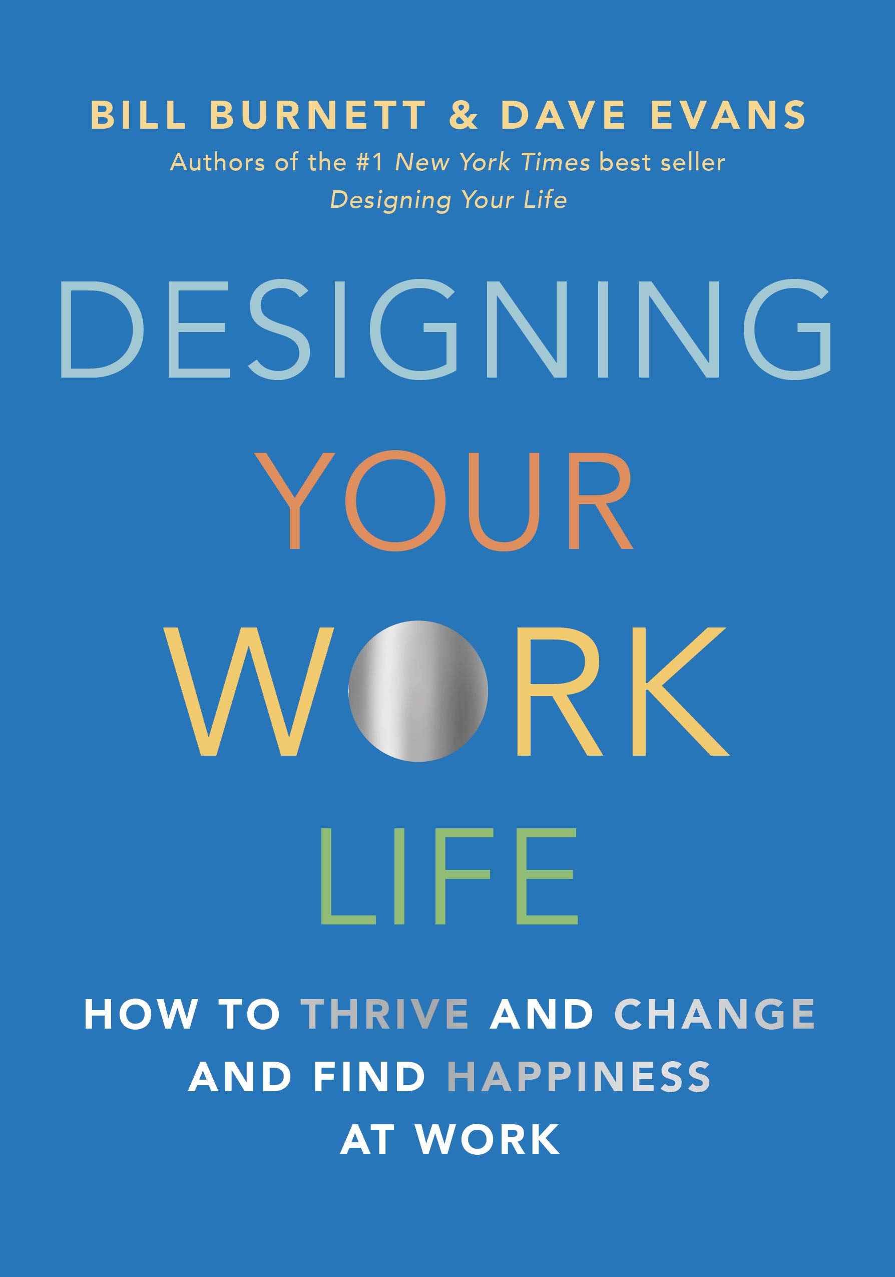 "Image for ""Designing Your Work Life"""