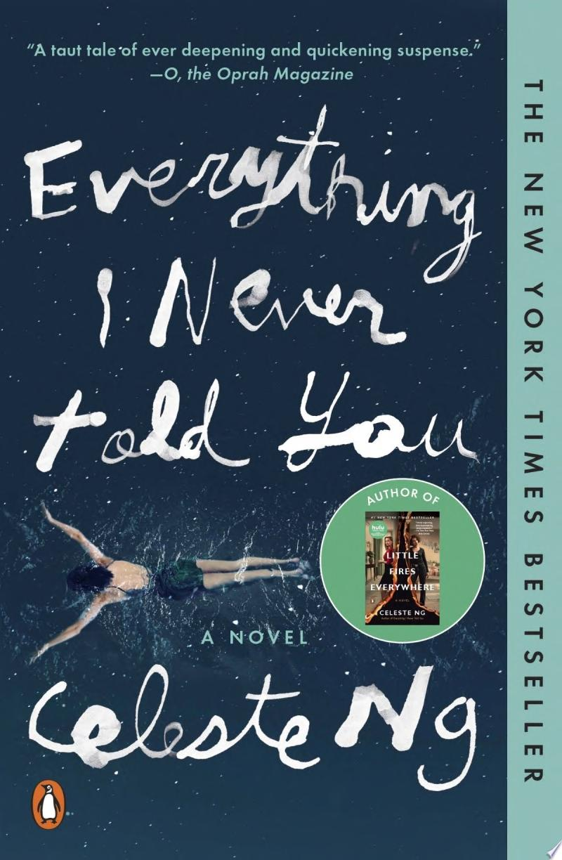 "Image for ""Everything I Never Told You"""