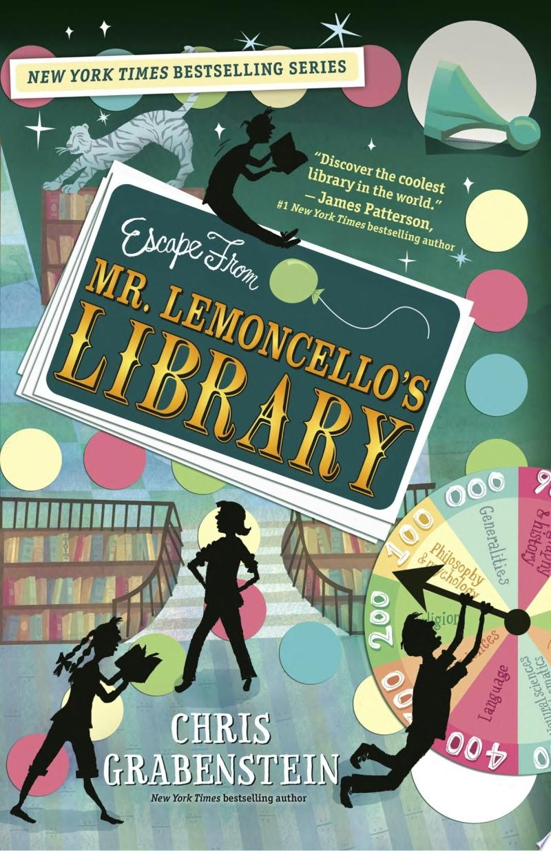 "Image for ""Escape from Mr. Limoncello's Library"""