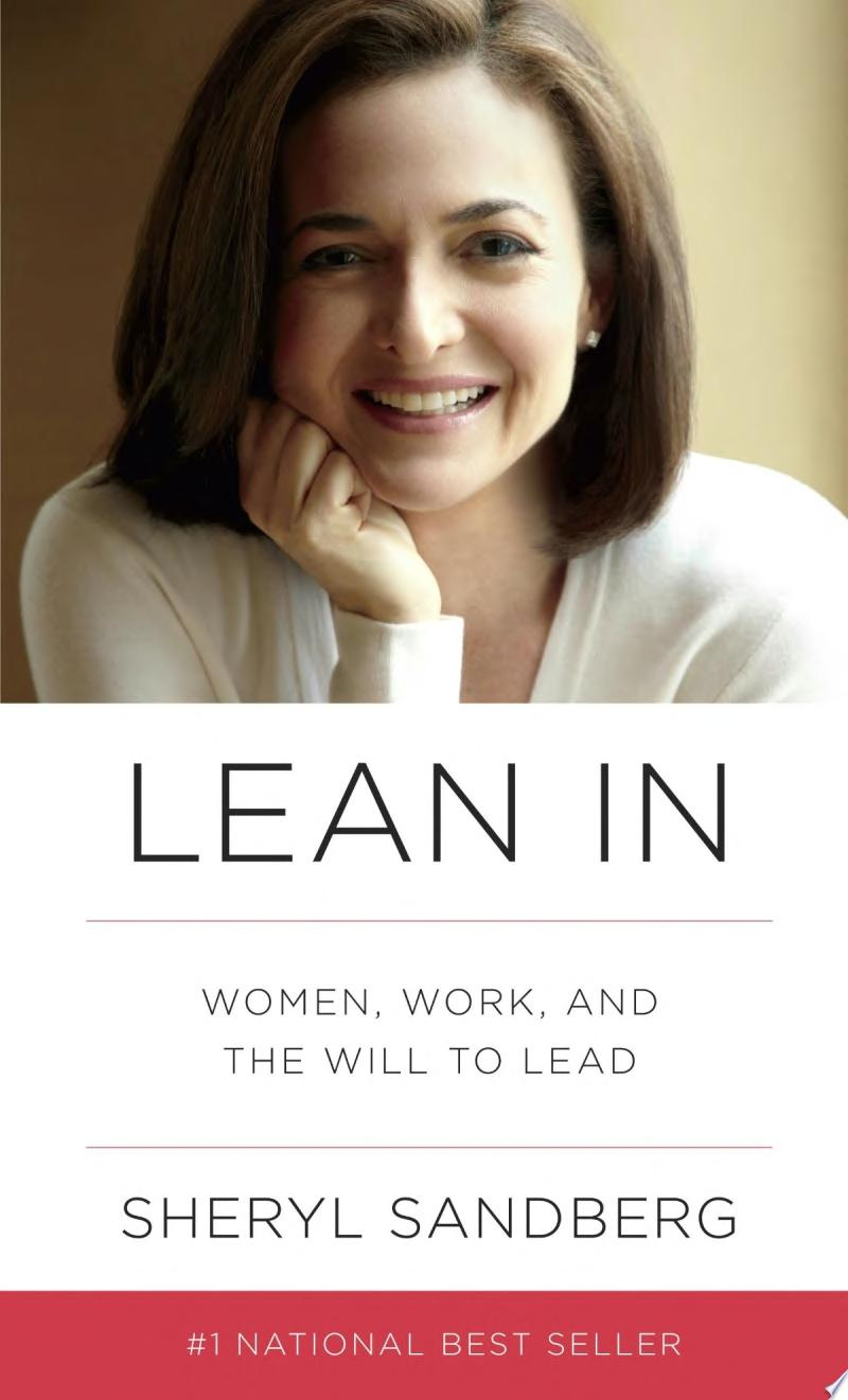 "Image for ""Lean In"""