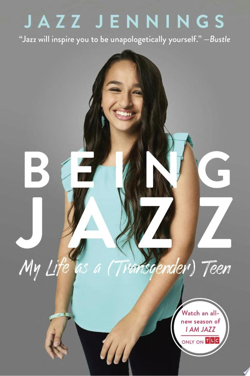 "Image for ""Being Jazz"""