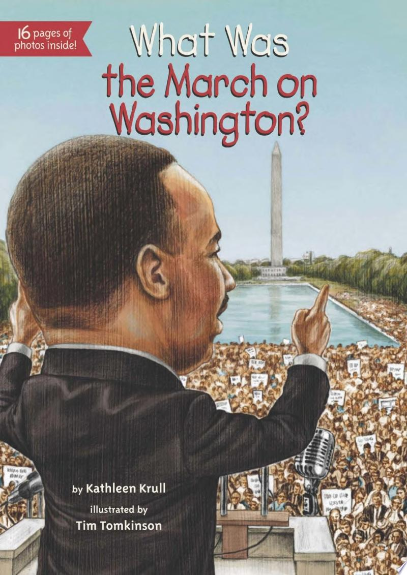 "Image for ""What was the March on Washington?"""