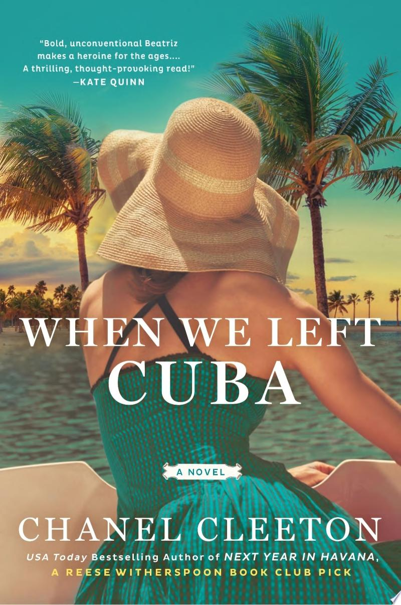 "Image for ""When We Left Cuba"""