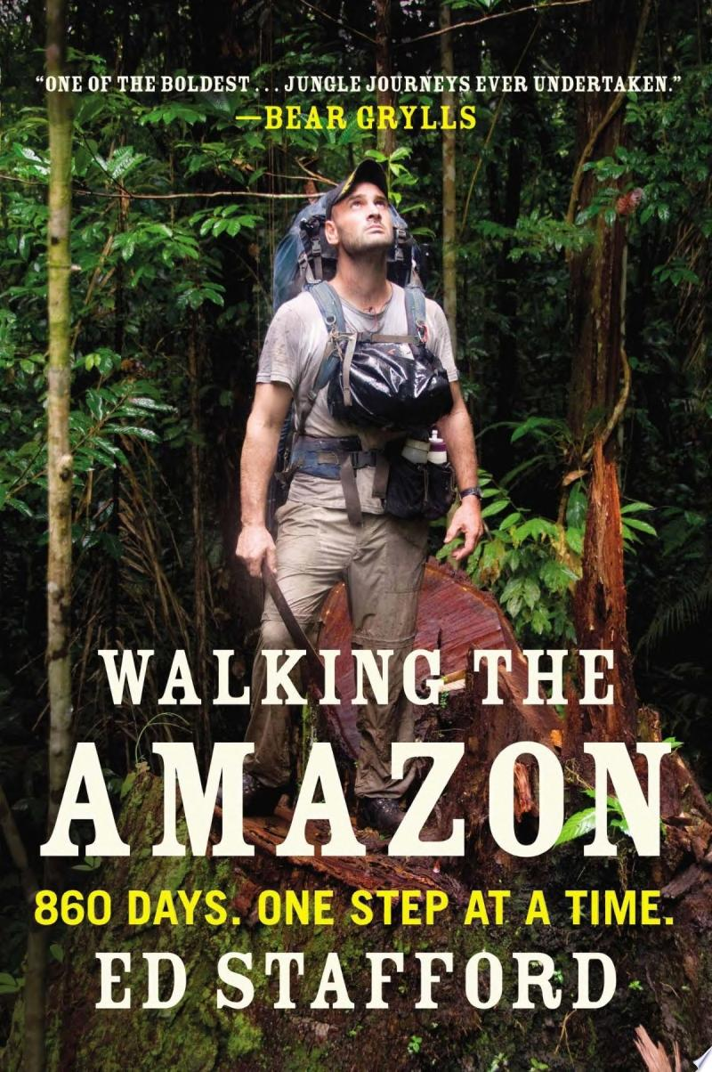 "Image for ""Walking the Amazon"""