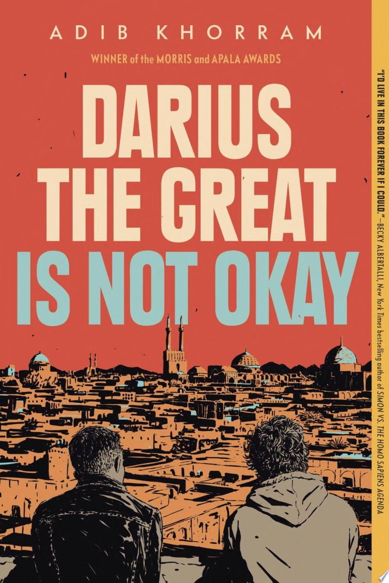 "Image for ""Darius the Great Is Not Okay"""