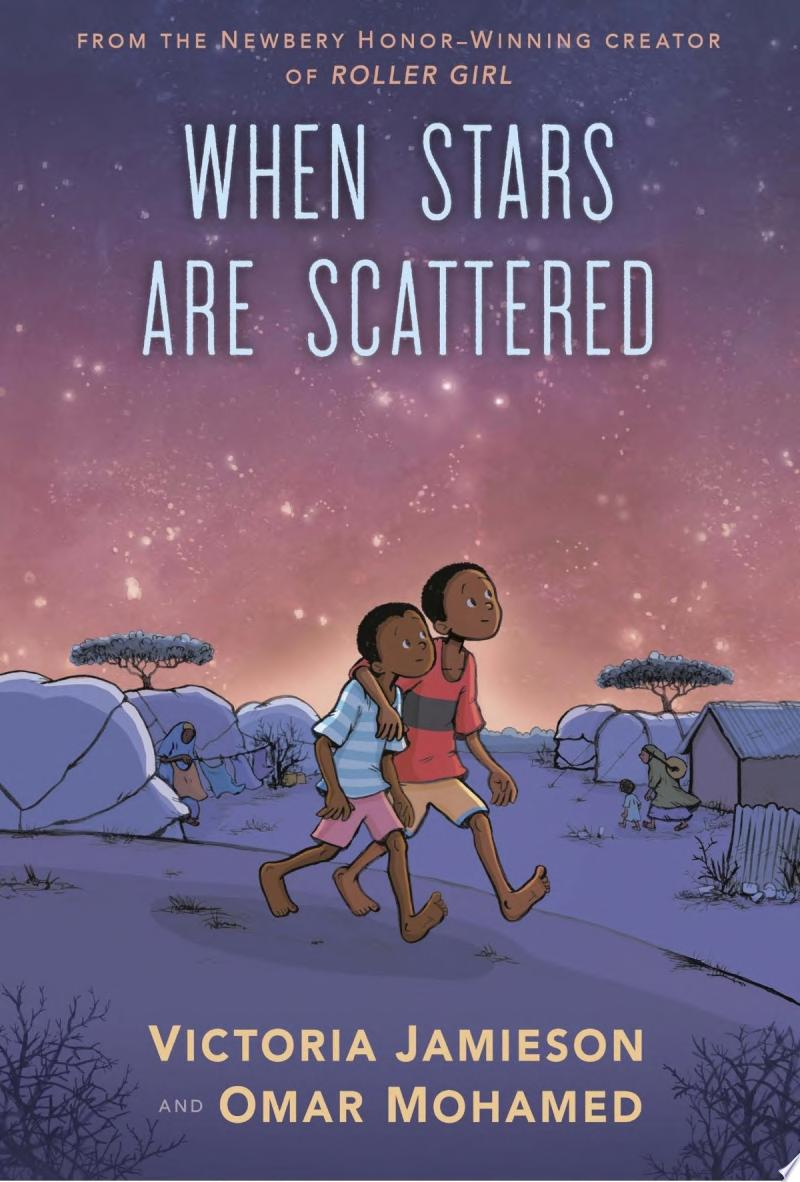 "Image for ""When Stars Are Scattered"""
