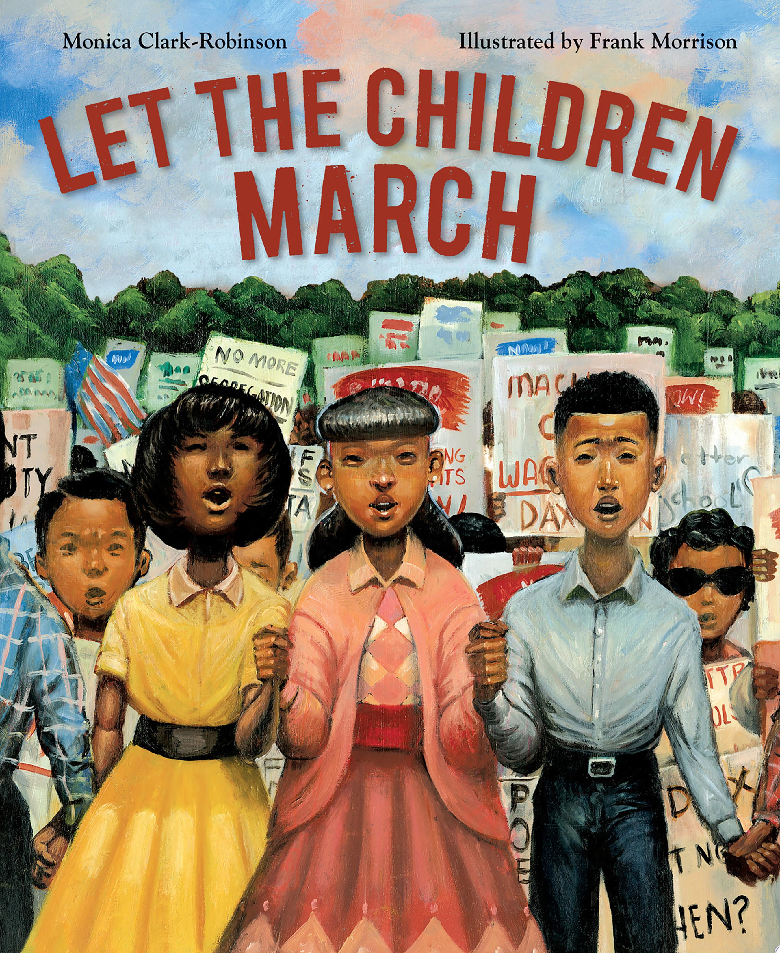 "Image for ""Let the Children March"""