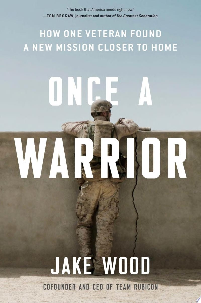 "Image for ""Once a Warrior"""