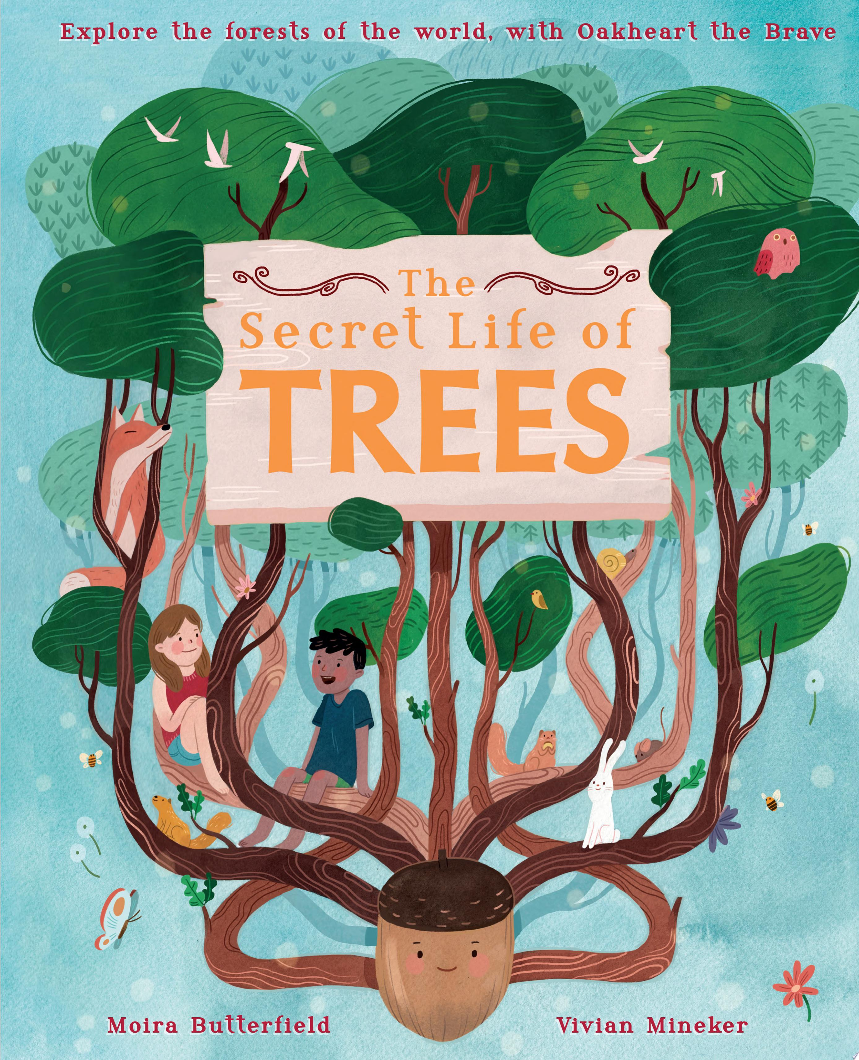 "Image for ""The Secret Life of Trees"""