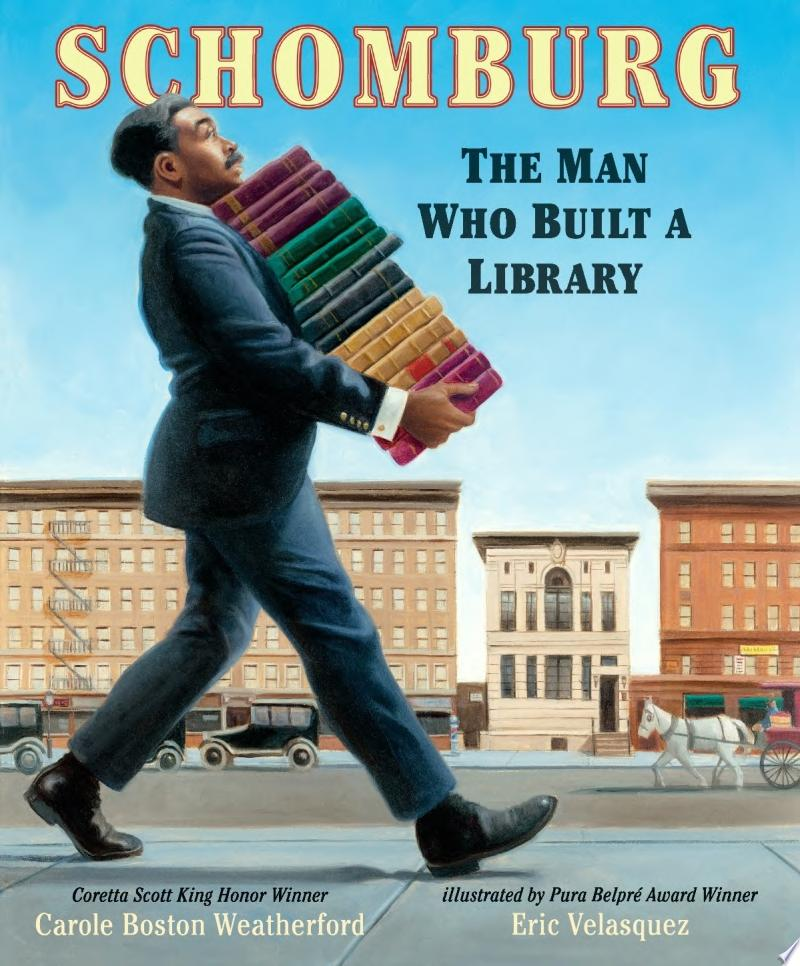 "Image for ""Schomburg"""