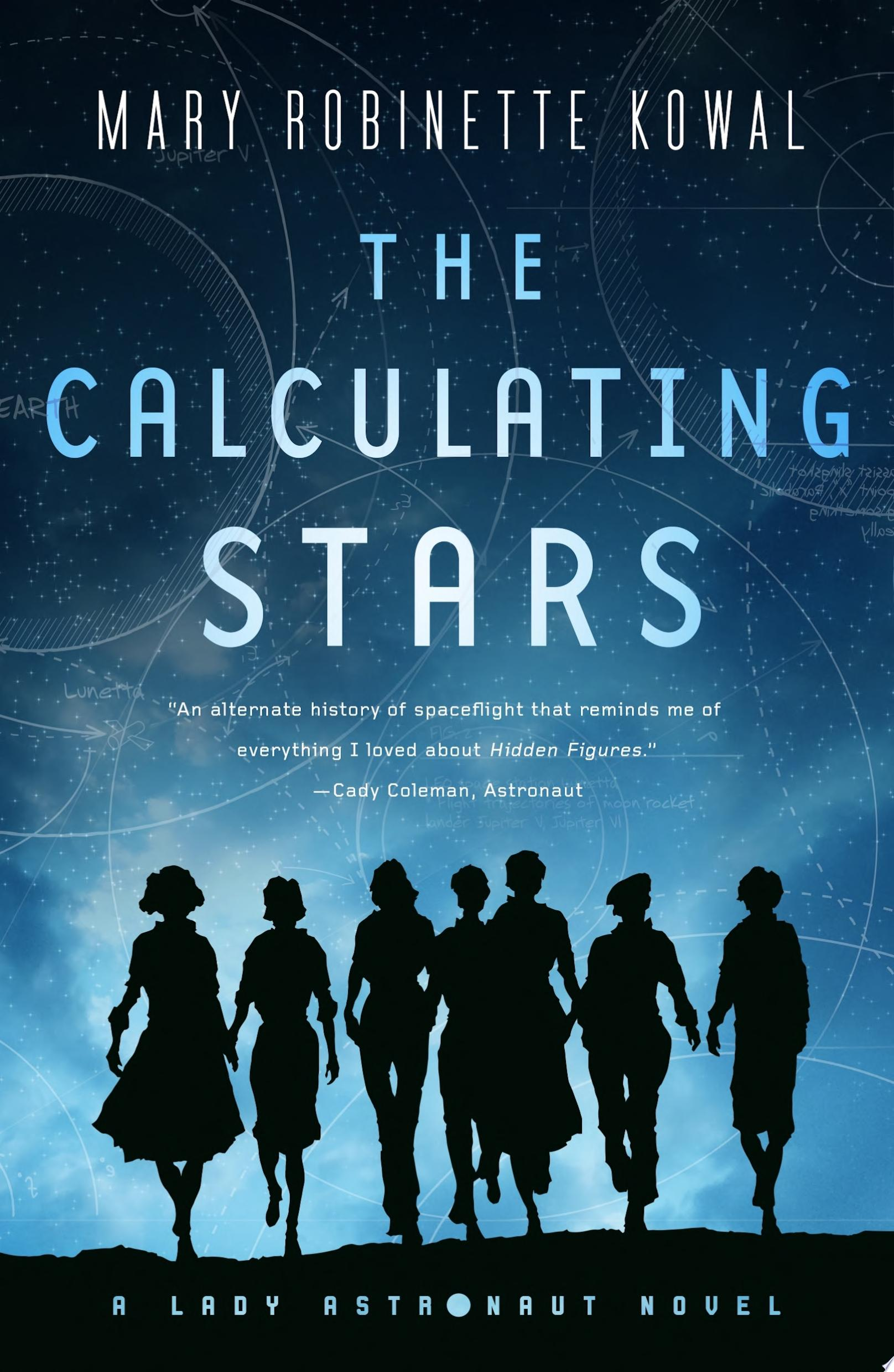 "Image for ""The Calculating Stars"""