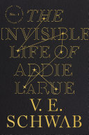 "Image for ""The Invisible Life of Addie LaRue"""