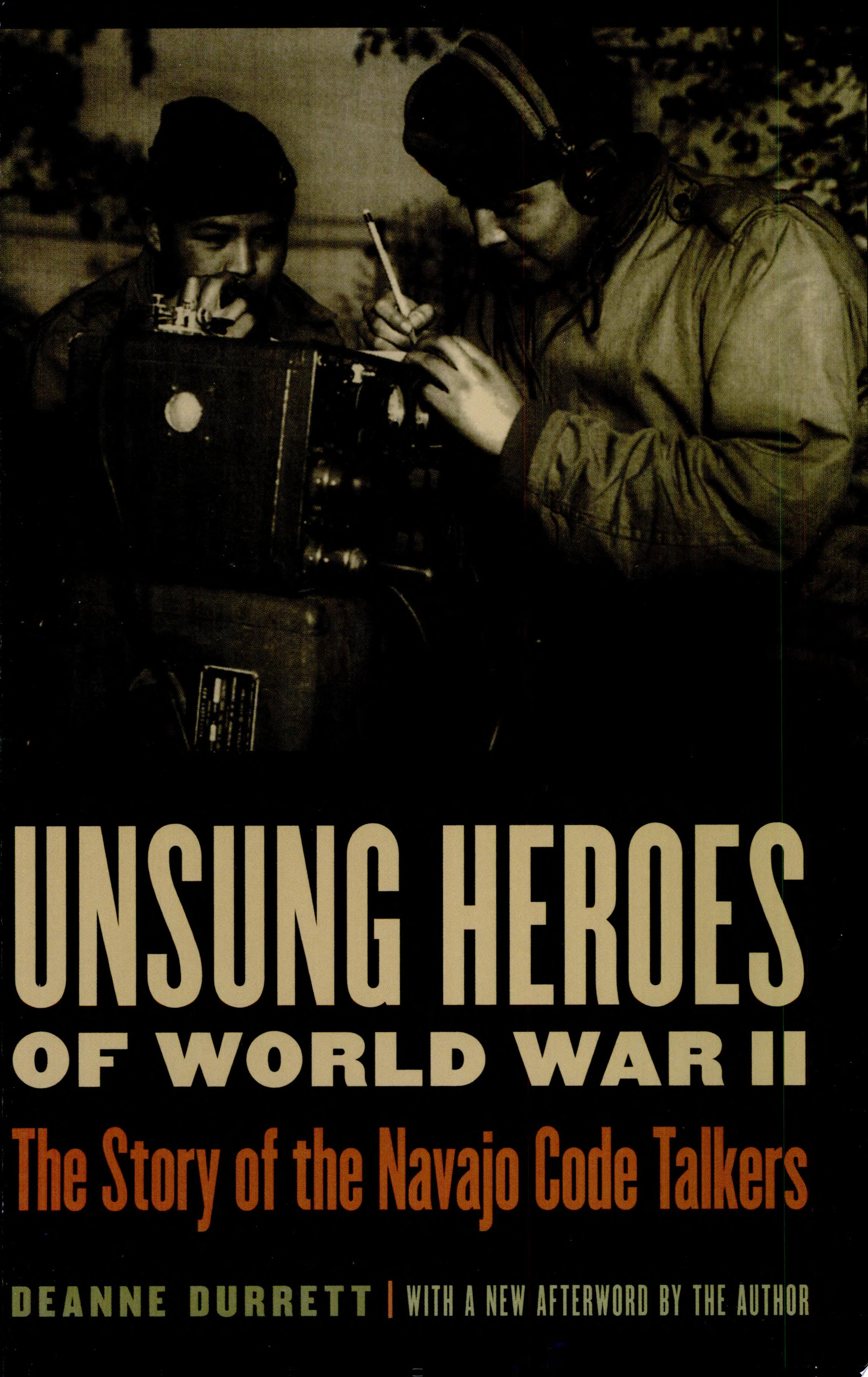"Image for ""Unsung Heroes of World War II"""
