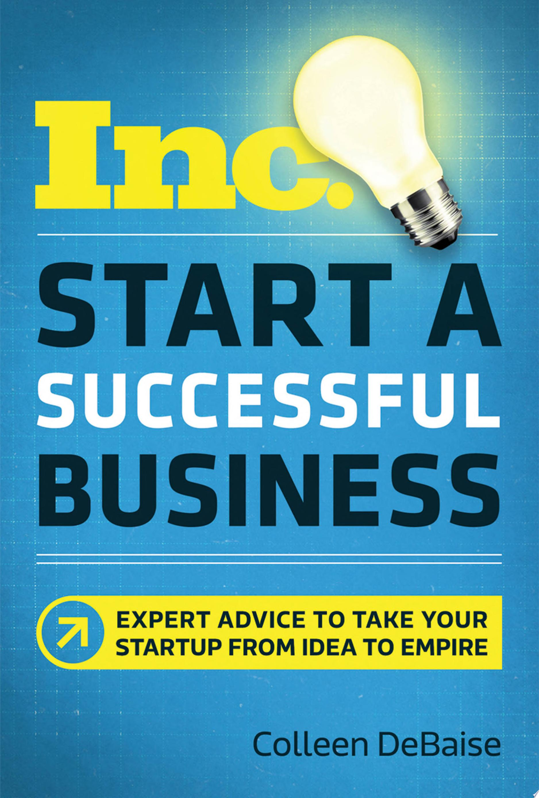 "Image for ""Start a Successful Business"""