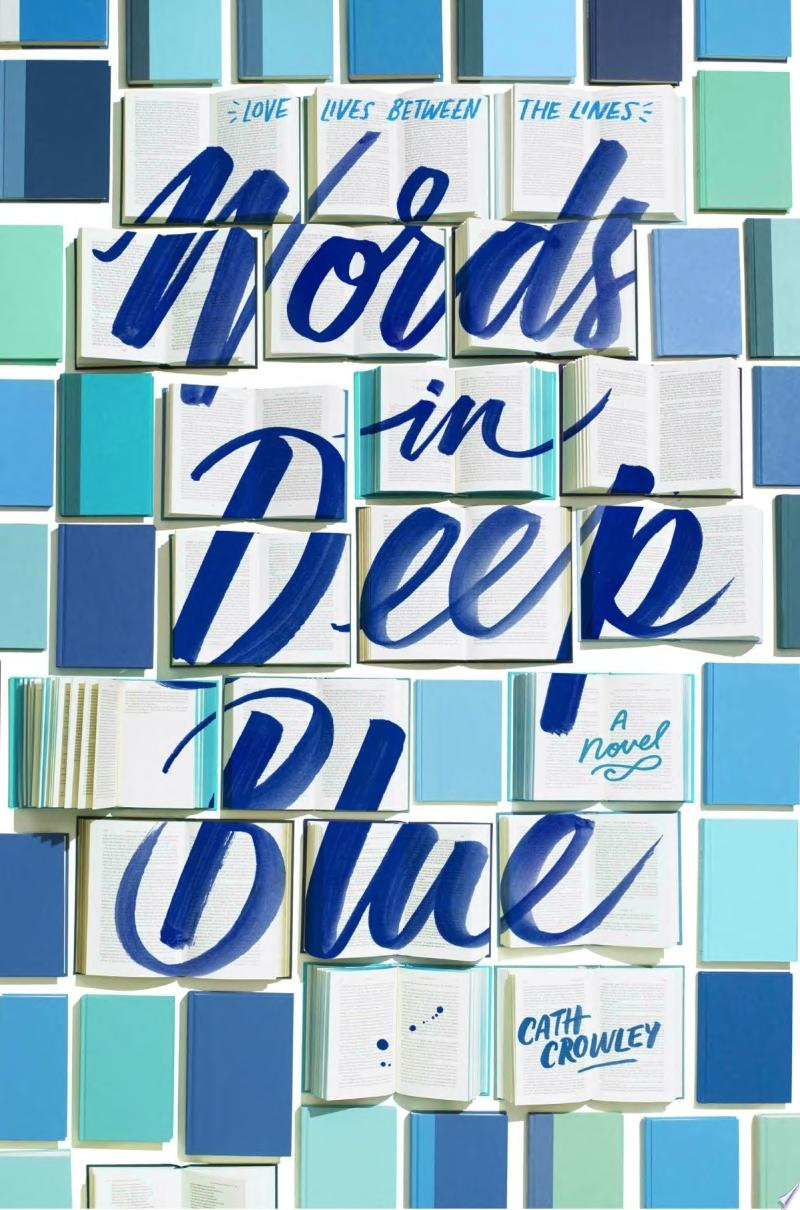 "Image for ""Words in Deep Blue"""