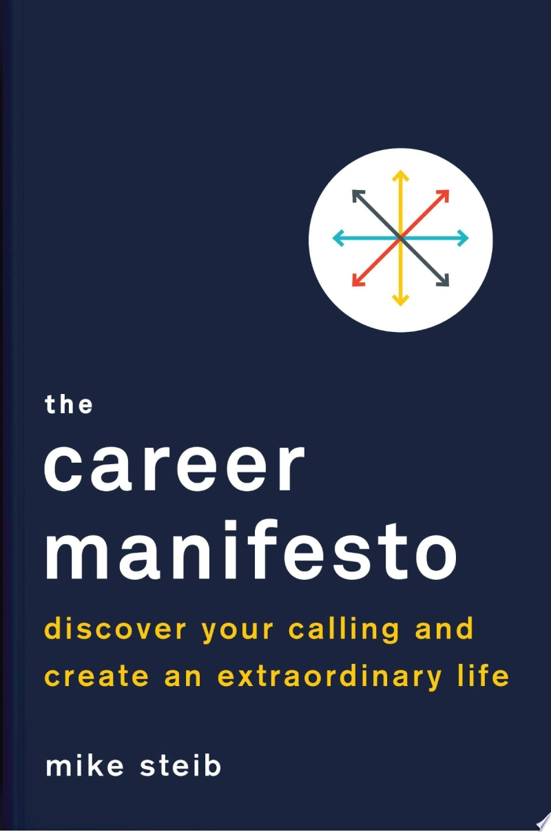 "Image for ""The Career Manifesto"""