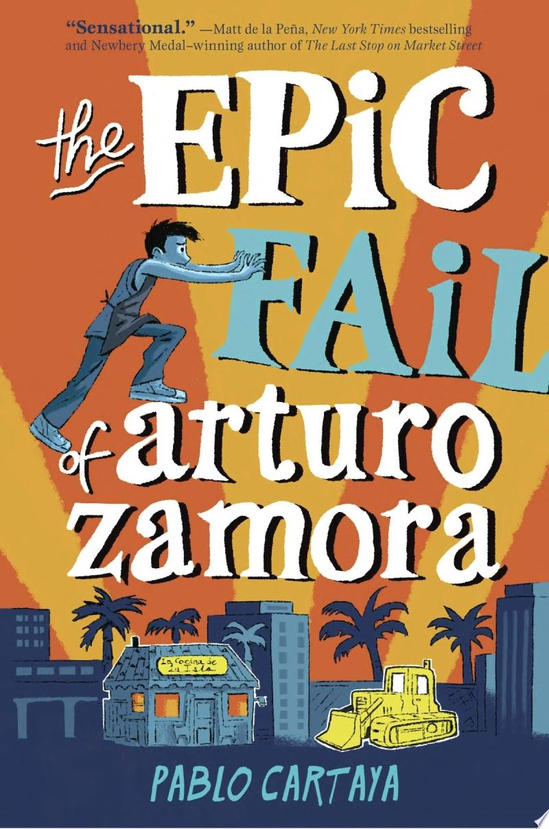 "Image for ""The Epic Fail of Arturo Zamora"""