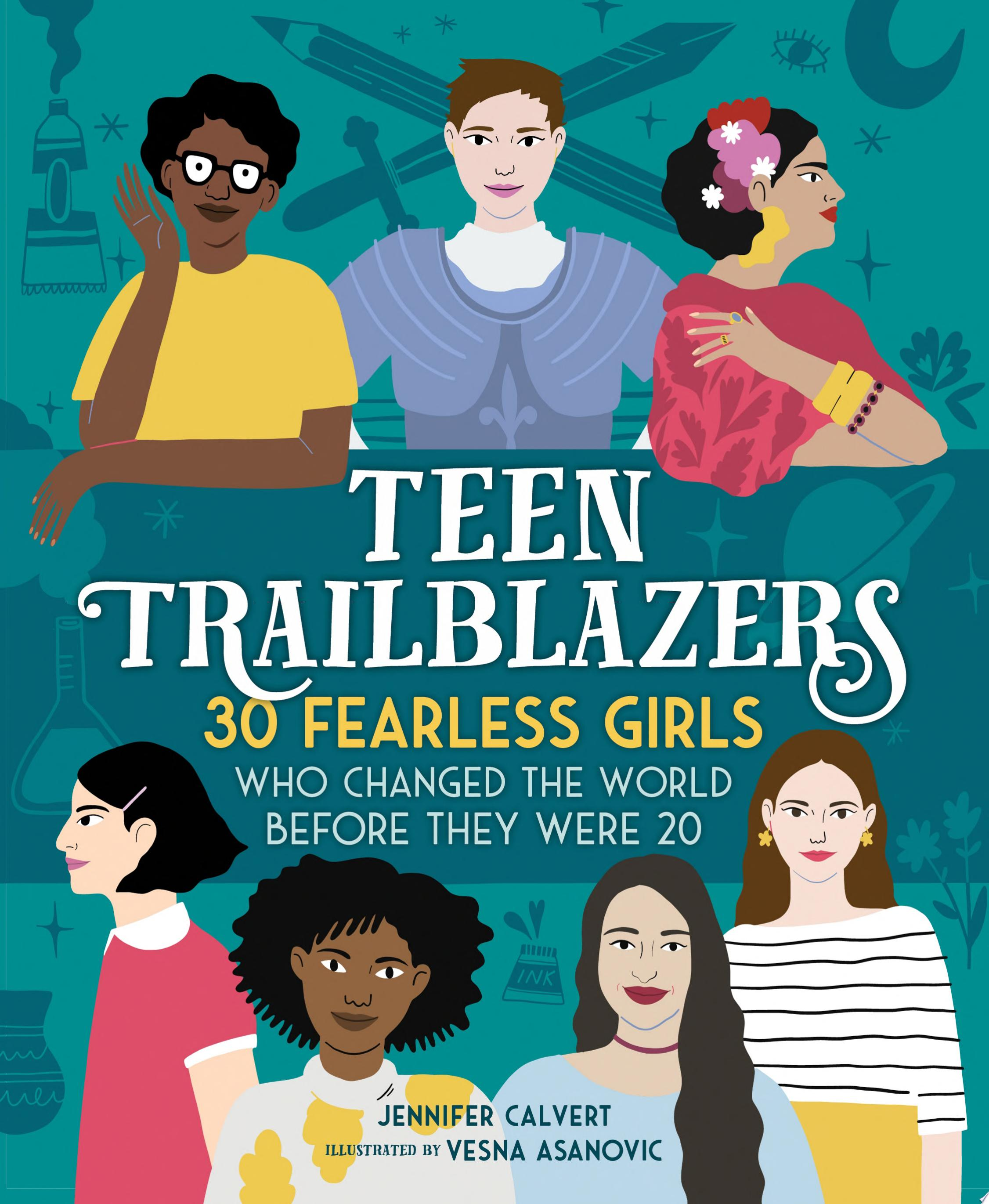 "Image for ""Teen Trailblazers"""