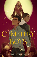 "Image for ""Cemetery Boys"""