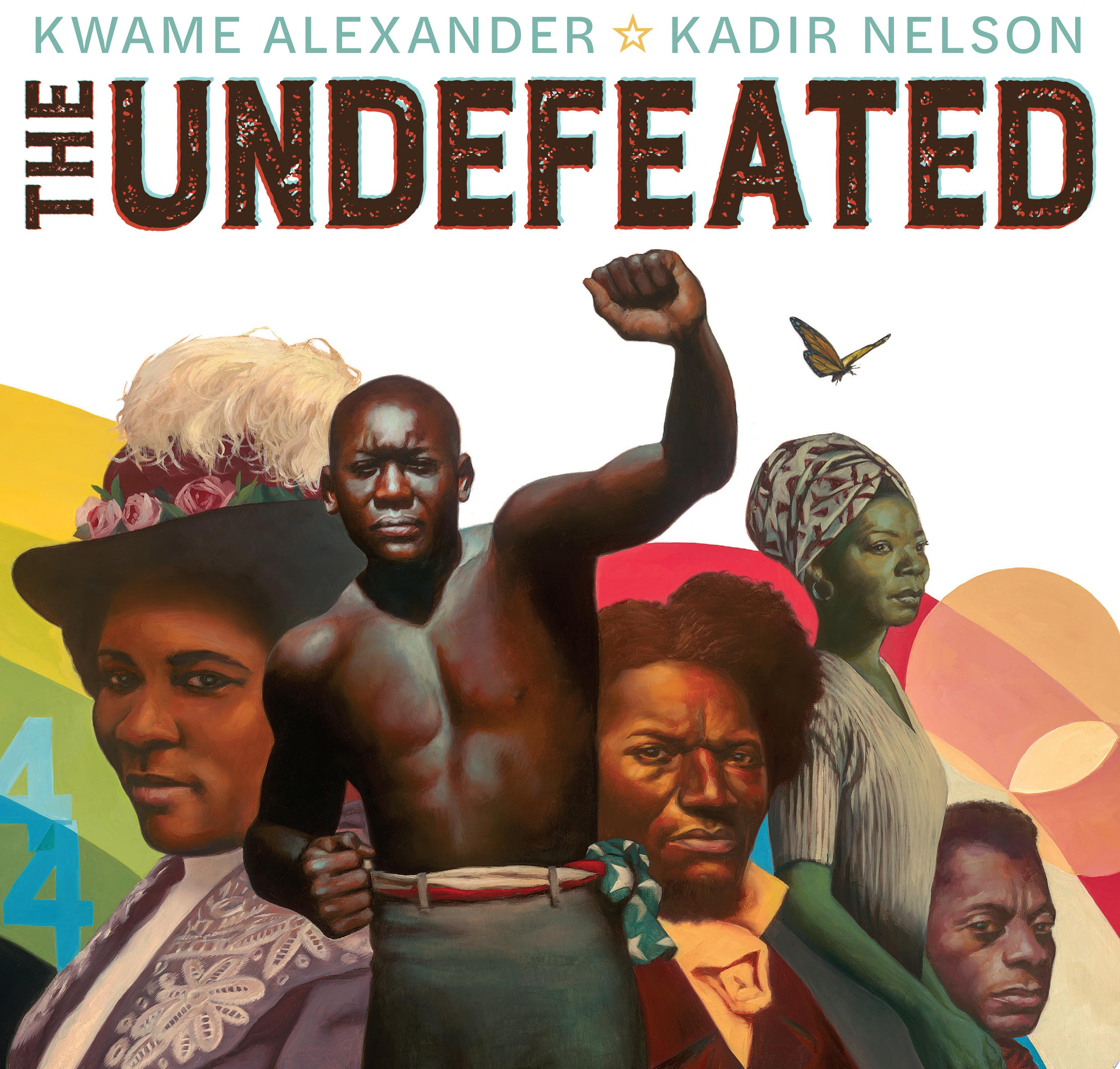 "Image for ""The Undefeated"""