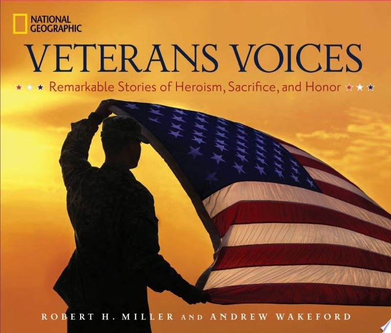 "Image for ""Veterans Voices"""