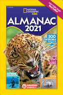 "Image for ""National Geographic Kids Almanac 2021, U.S. Edition"""