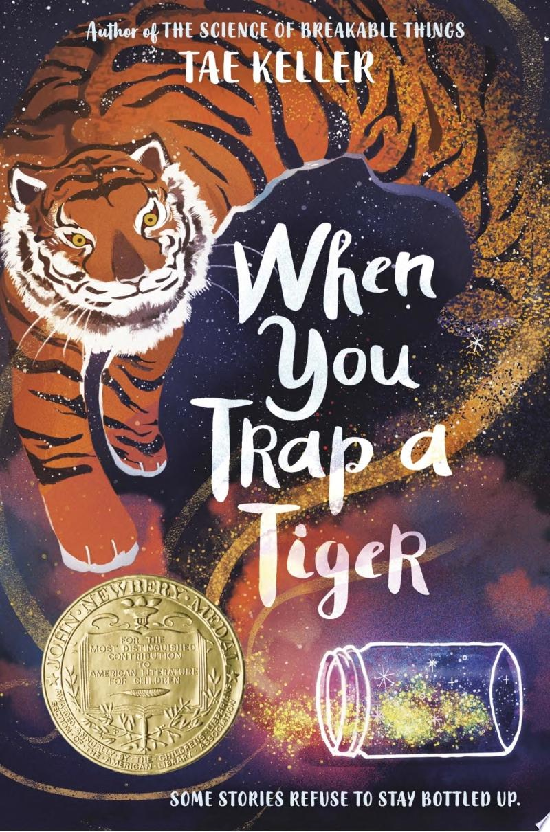 "Image for ""When You Trap a Tiger"""