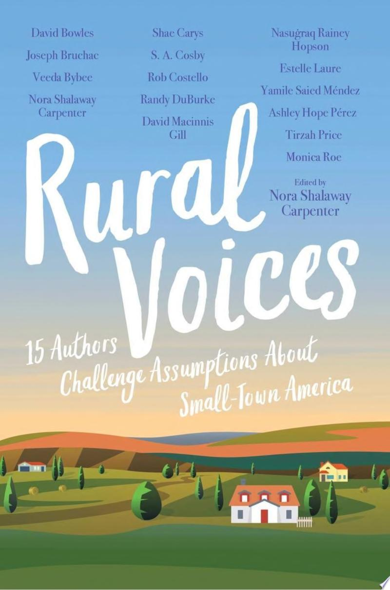 "Image for ""Rural Voices"""