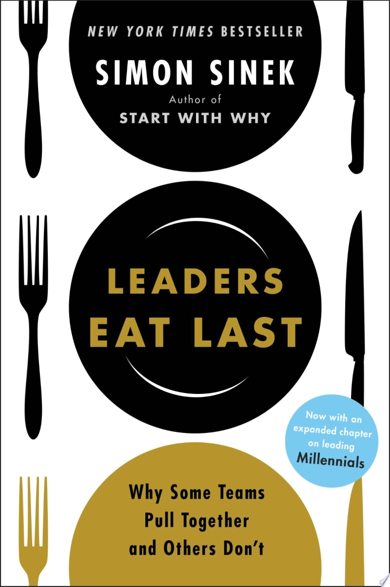 "Image for ""Leaders Eat Last"""