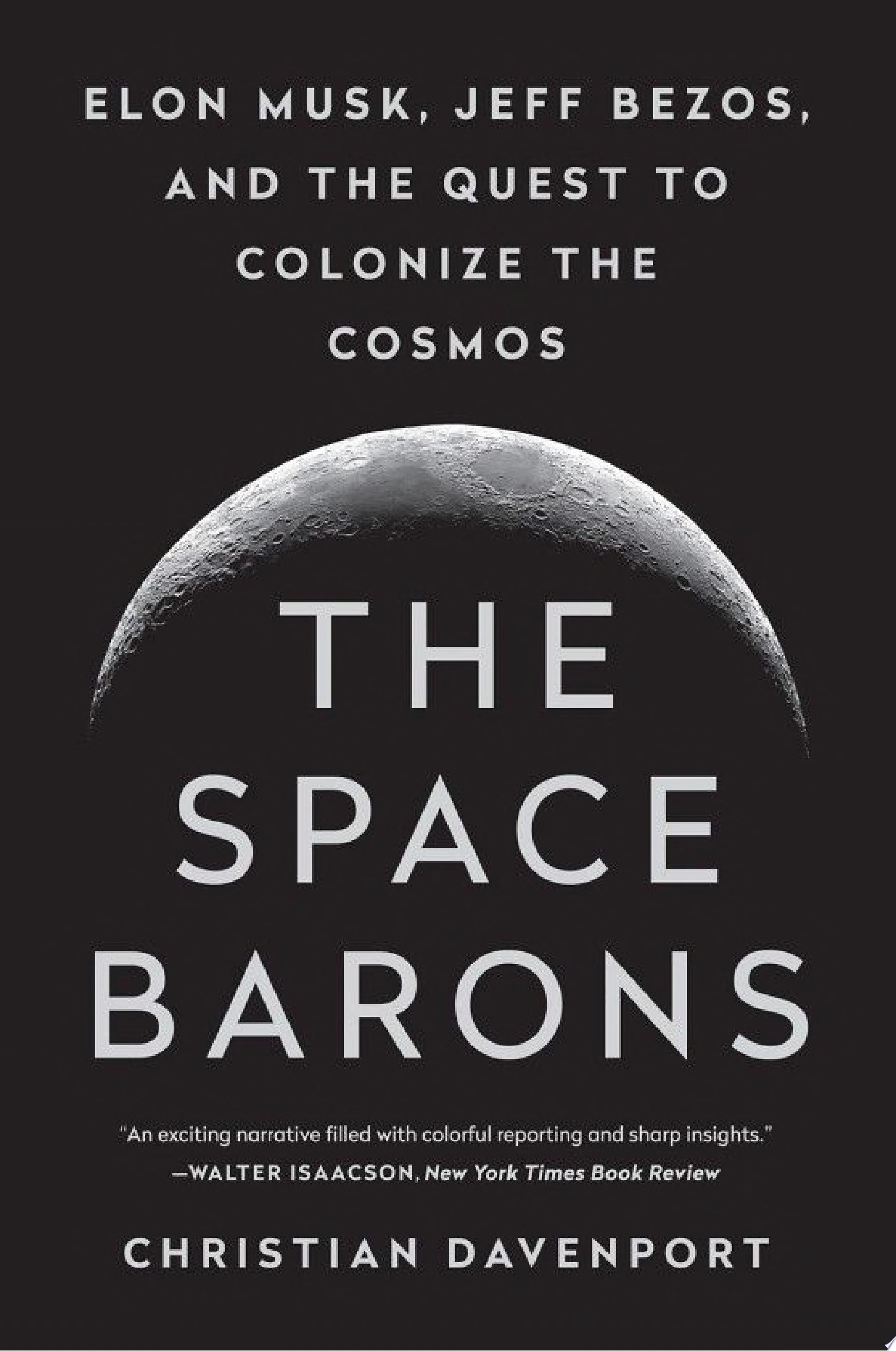 "Image for ""The Space Barons"""