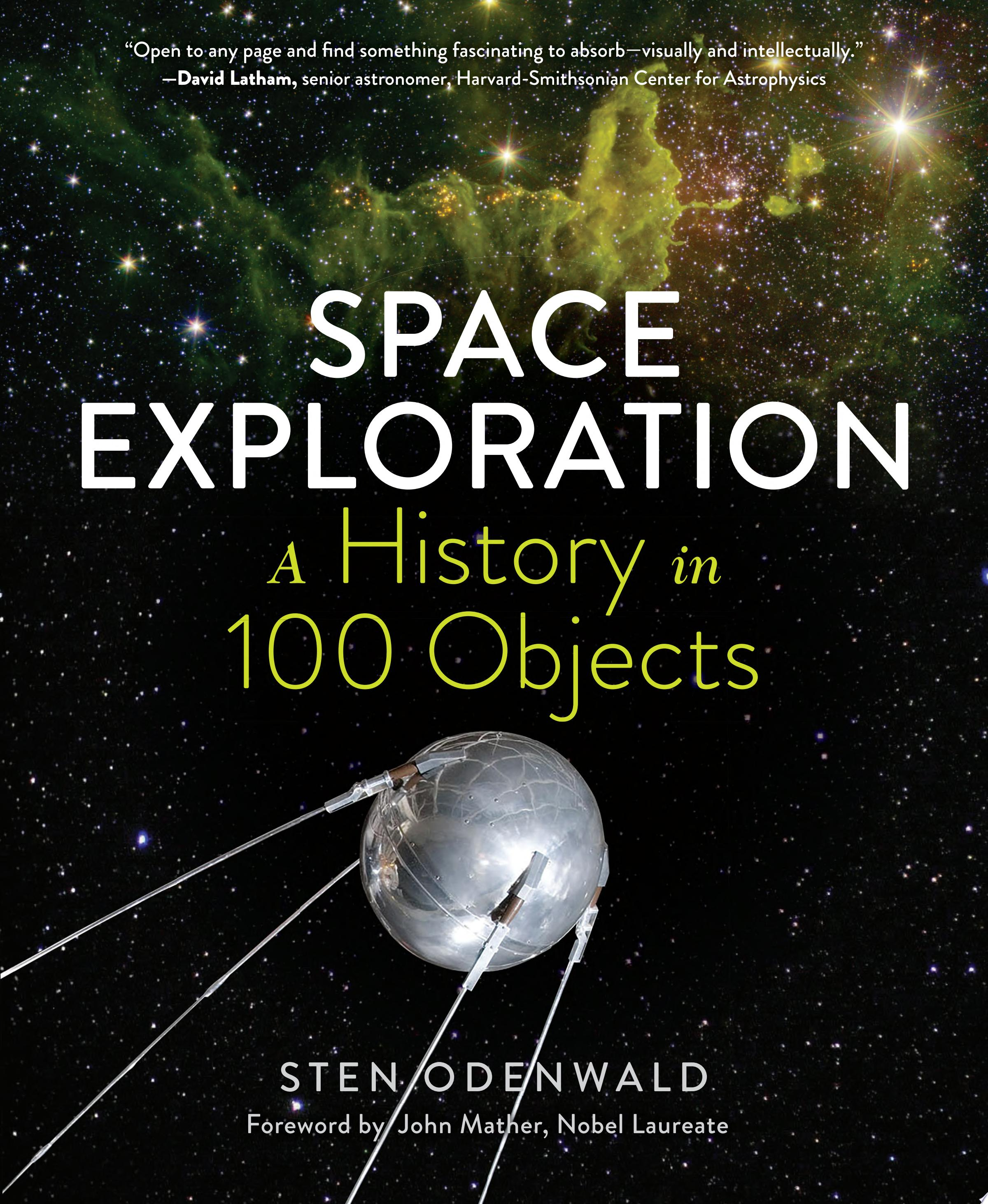"Image for ""Space Exploration—A History in 100 Objects"""