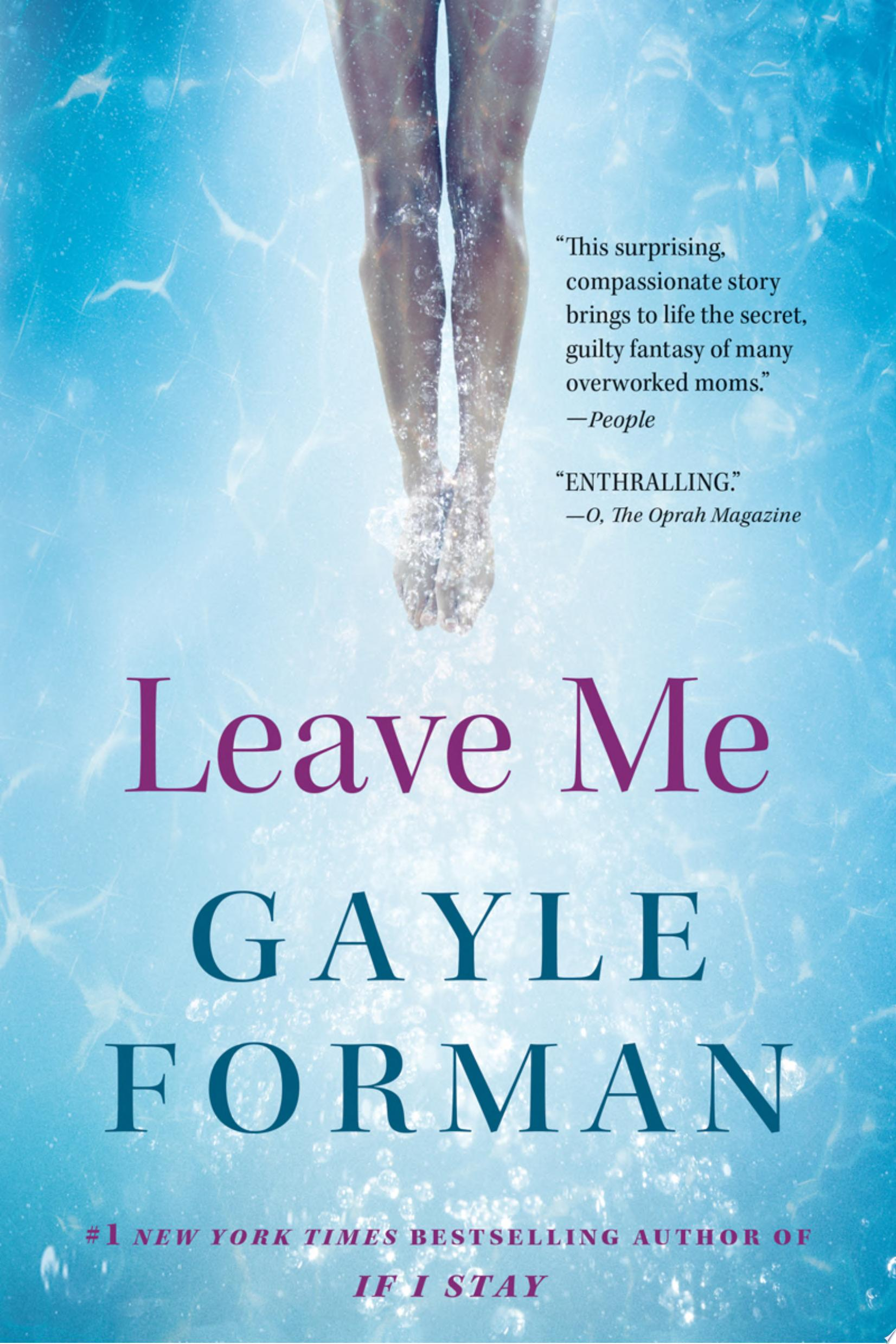 "Image for ""Leave Me"""