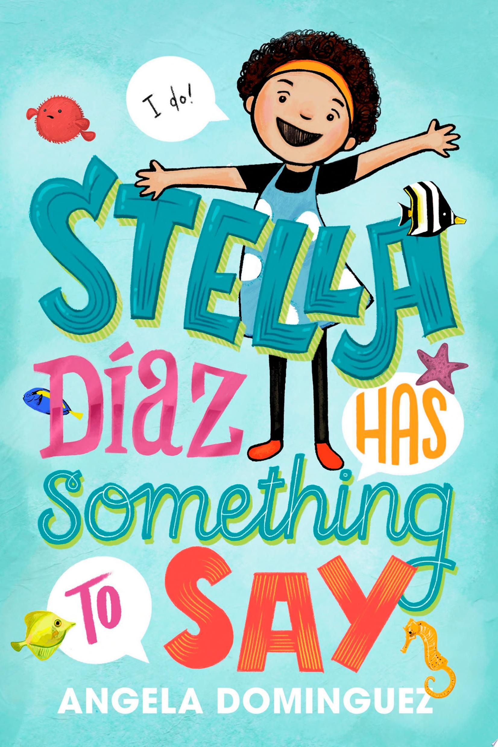 "Image for ""Stella Díaz Has Something to Say"""