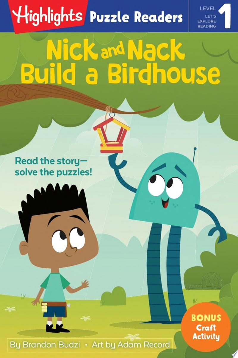 "Image for ""Nick and Nack Build a Birdhouse"""