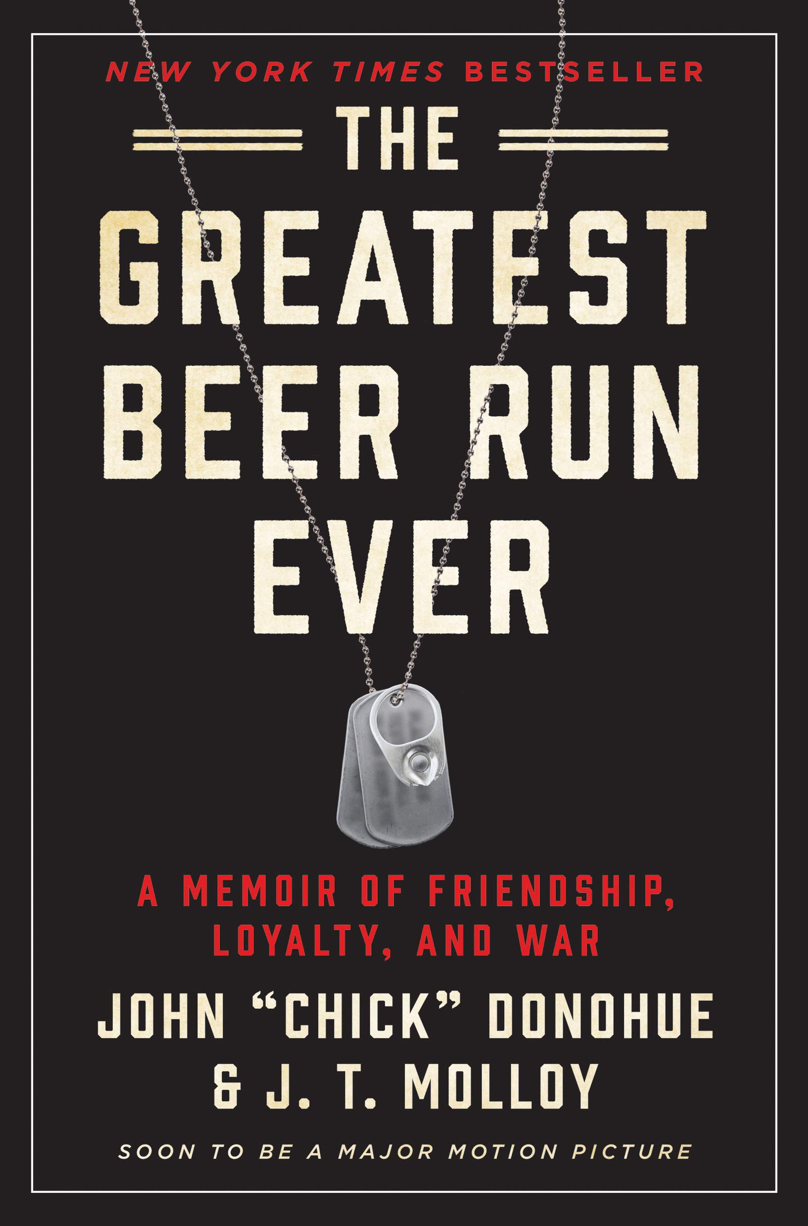 "Image for ""The Greatest Beer Run Ever"""