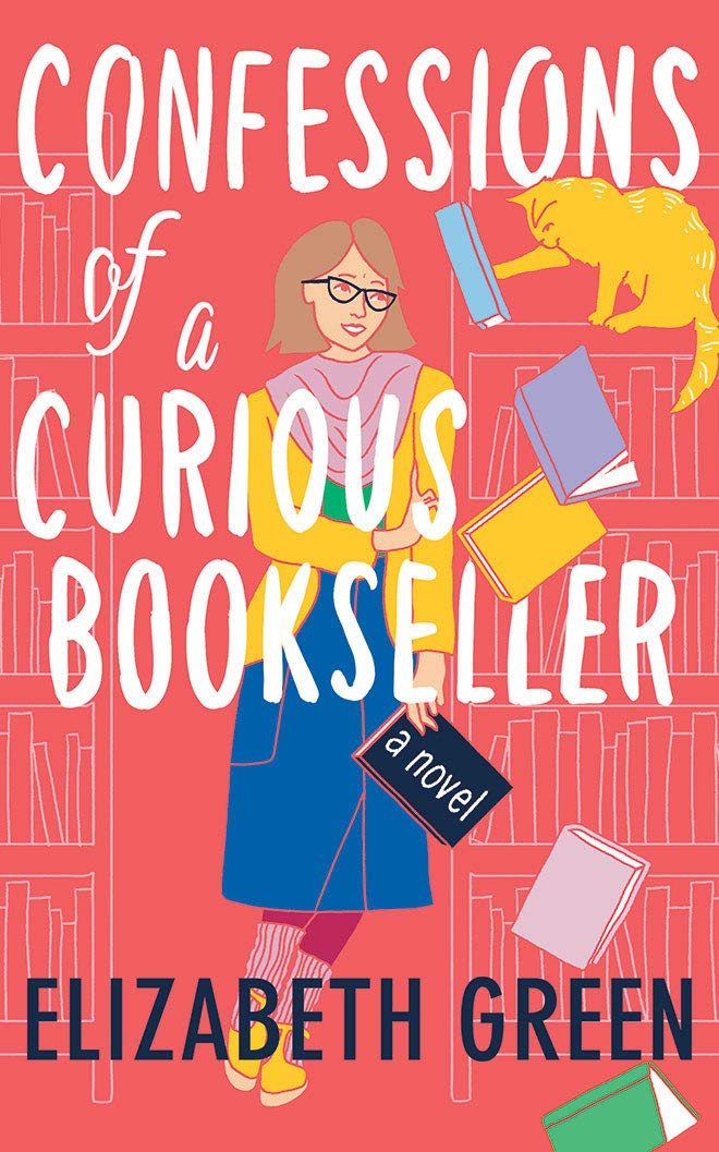 "Image for ""Confessions of a Curious Bookseller"""
