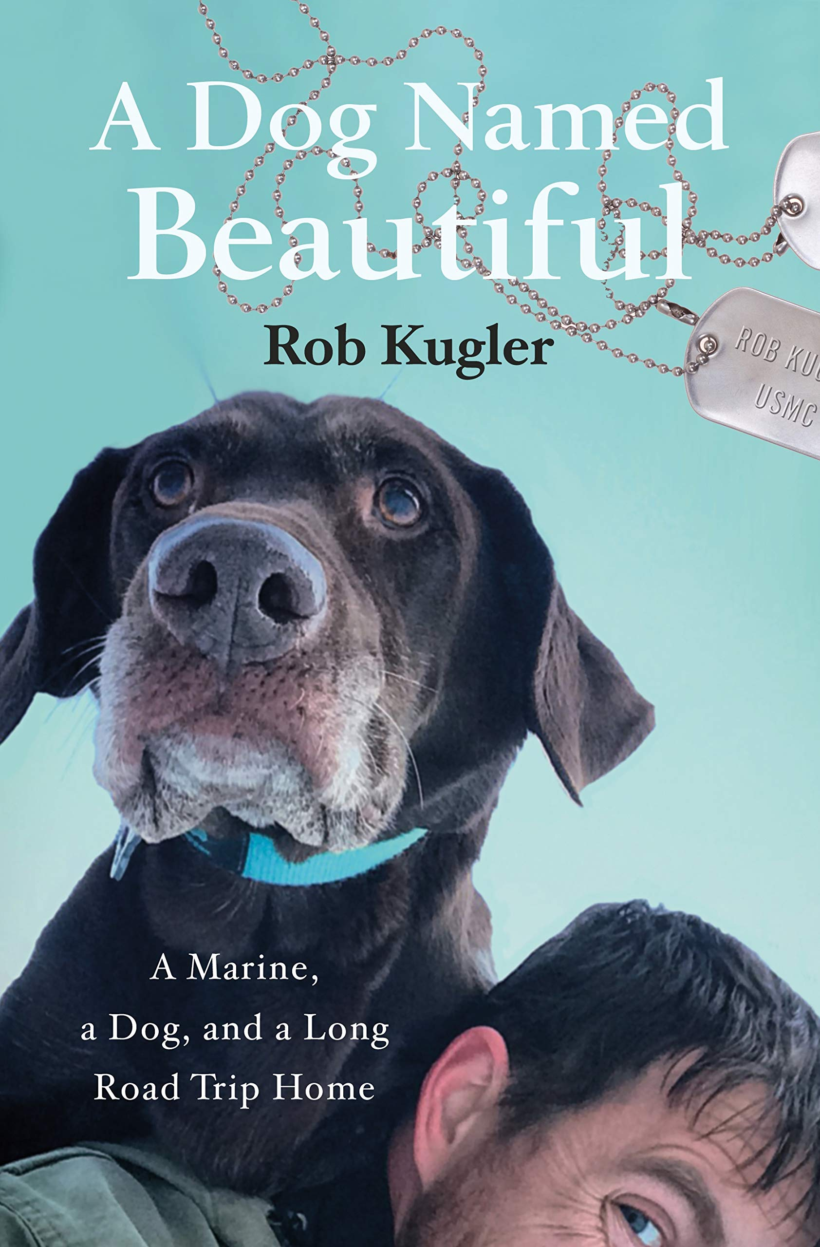 "Image for ""A Dog Named Beautiful"""