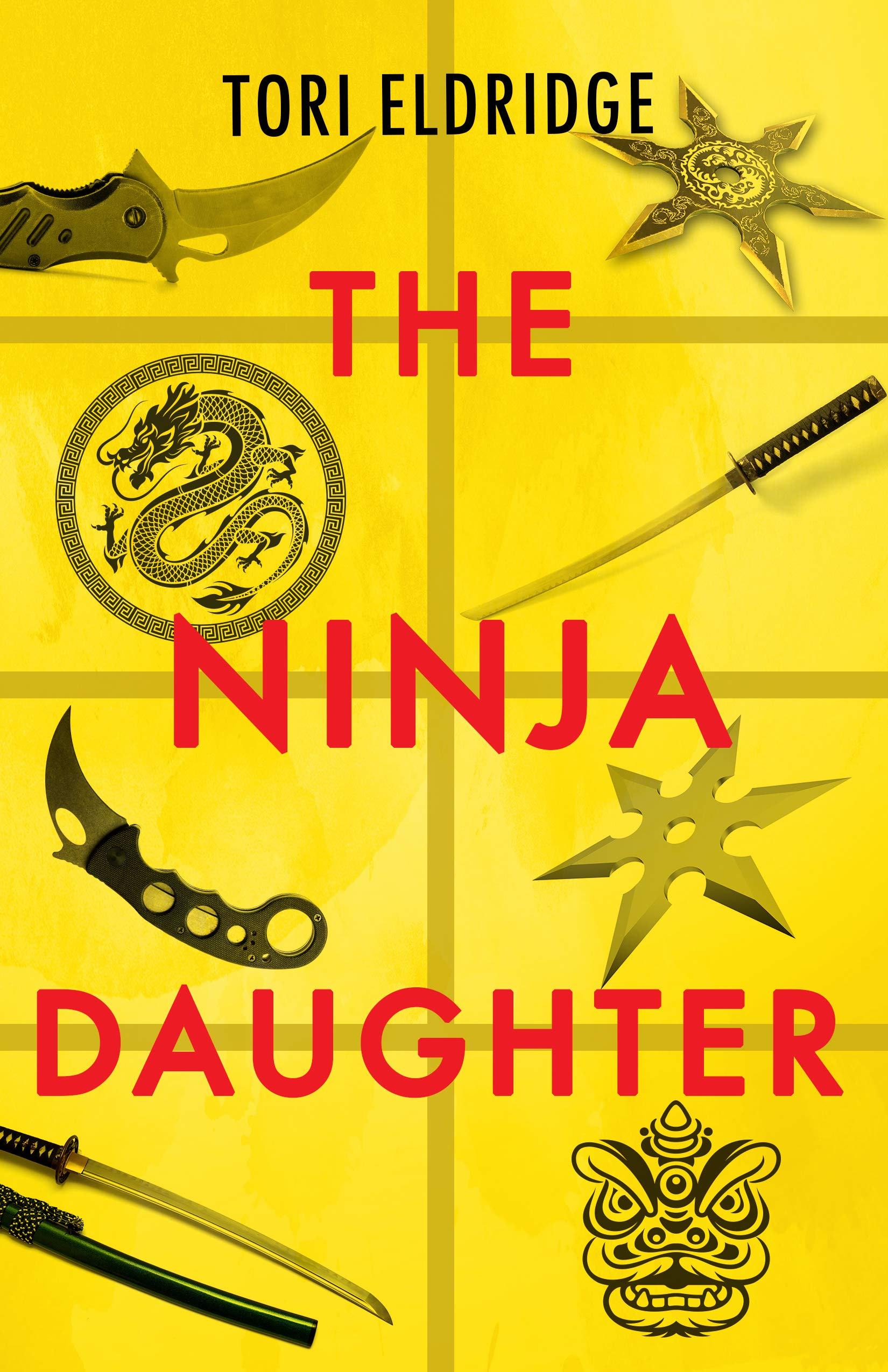 "Image for ""The Ninja Daughter"""